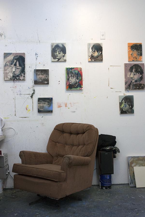 Painting in detail: Waku - in progress