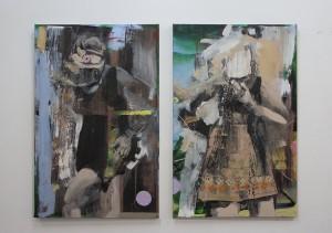 bartosz beda painting, paintings, 2015