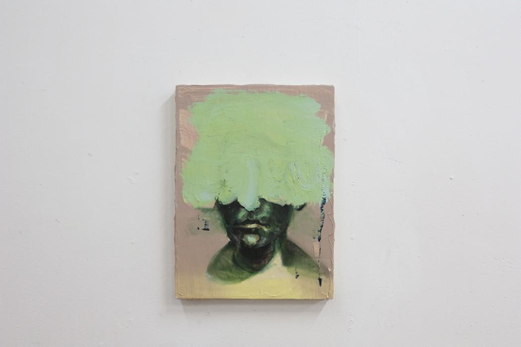 painting, bartosz beda, oil on canvas, art