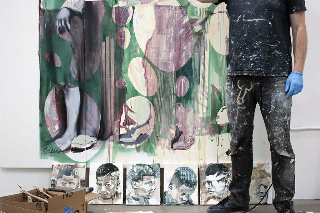 bartosz beda, studio, artist