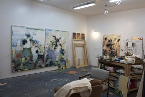 Bartosz Beda |Studio view | Work in progress | Weekly Journal