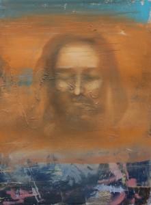 Temptation, oil on canvas, 61,5x46cm, 2014 Bartosz Beda
