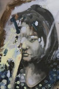 A Girl I Know, detail, Bartosz Beda